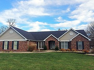 Roofing company contractor info st charles county for Warren silex
